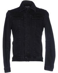 Low Brand - Denim Outerwear - Lyst