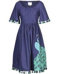 Kate Spade Short Dress - Purple