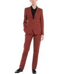 Tagliatore 0205 Anzug - Rot