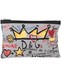Dolce & Gabbana Handbag - Grey