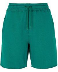 8 by YOOX Shorts & Bermuda Shorts - Green