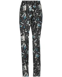 Dolce & Gabbana Casual Pants - Black