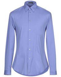 Versace Shirt - Blue