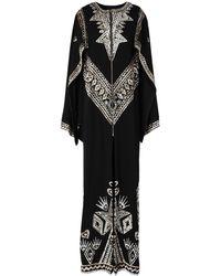 Manish Arora Vestito lungo - Nero