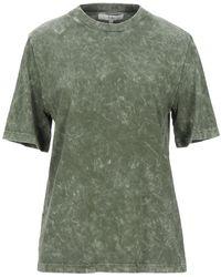 Tibi T-shirt - Green