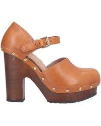 L'Autre Chose Court Shoes - Brown