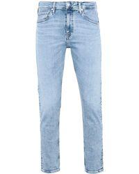 Calvin Klein Pantalon en jean - Bleu