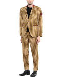Versace Suit - Natural