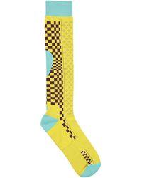 Asics Socks & Hosiery - Yellow
