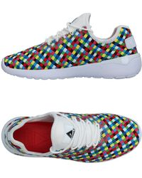 ASFVLT Sneakers Trainers - White