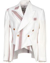 Vivienne Westwood Jackett - Weiß