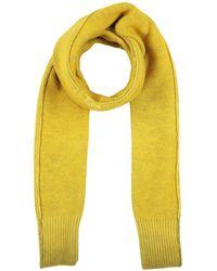 Maison Margiela Scarf - Yellow