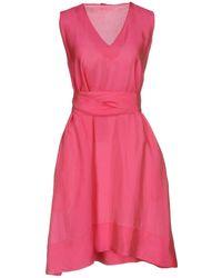 Maliparmi   Short Dress   Lyst