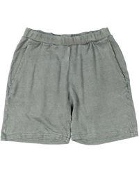Majestic Filatures Shorts & Bermuda Shorts - Grey