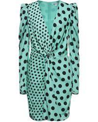 Silvian Heach Short Dress - Green