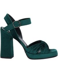Ottod'Ame Sandals - Green