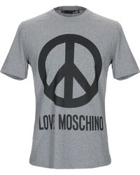 45d9dc2aacee Camiseta - Gris