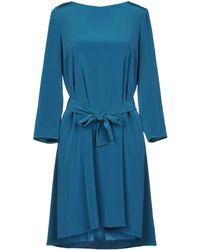 Gianluca Capannolo Short Dress - Blue
