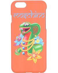 Love Moschino Covers & Cases - Orange