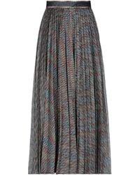 Missoni Long Skirt - Orange