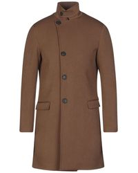 Takeshy Kurosawa Coat - Brown