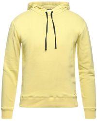 Saint Laurent Sweatshirt - Yellow