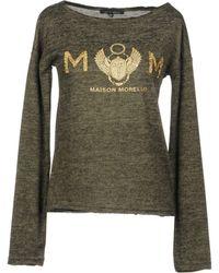 Frankie Morello Sweater - Green