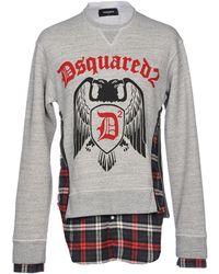 DSquared² Sweatshirt - Grau
