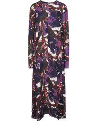 Colville Robe longue - Multicolore