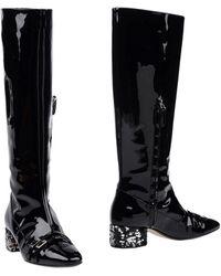 N°21 Boots - Black