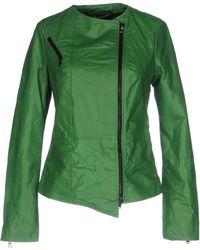 Vintage De Luxe Jacket - Green