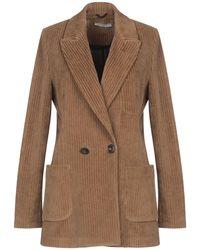 Circolo 1901 Suit Jacket - Brown