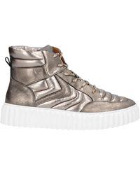 Voile Blanche Sneakers - Marrón