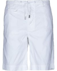 DSquared² Bermudashorts - Weiß