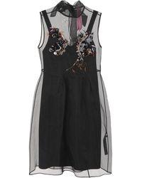 Dorothee Schumacher - Short Dress - Lyst