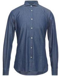 Dickson Denim Shirt - Blue