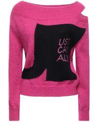 Just Cavalli Pullover - Violet