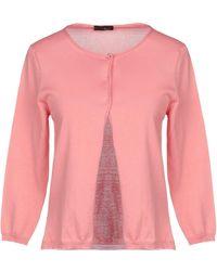 Peserico Cardigan - Pink