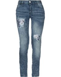 Just Cavalli - Pantaloni jeans - Lyst