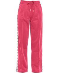 Armani Exchange Trousers - Pink