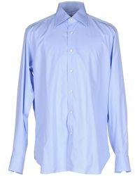 Truzzi Camisa - Azul