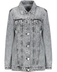 Glamorous Denim Outerwear - Grey