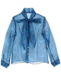 Berna Camisa - Azul
