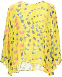 Ainea Blouse - Yellow