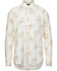 Bevilacqua Shirt - White