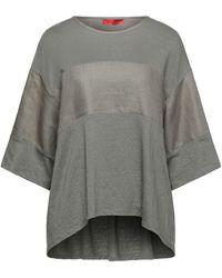 MAX&Co. T-shirt - Gris