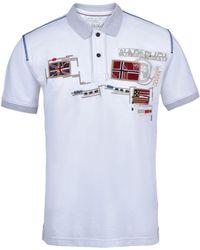 Napapijri Polo Shirt - White