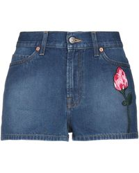 Gucci - Shorts jeans - Lyst