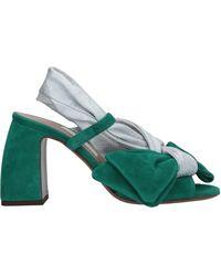 L'Autre Chose Sandali - Verde