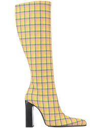 Balenciaga Boots - Yellow